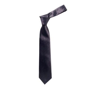"Boy's 49"" Geometric Brown Fashion Tie"