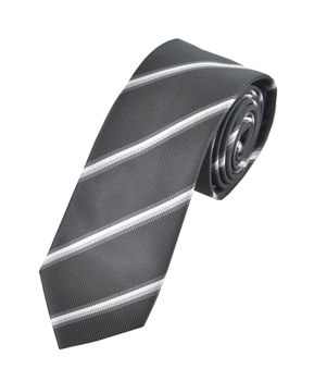 "Microfiber Poly Woven Tie SLIM 2.75"" MPWS5329"