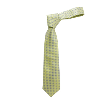 "Boy's 49"" Woven Yellow Fashion Tie"