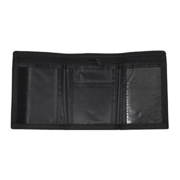 Men's Polyester Tri-fold Velcro Wallets MW10103