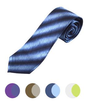 "Microfiber Poly Woven Tie SLIM 2.75"" MPWS5235"