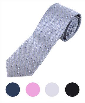 "Microfiber Poly Woven Tie SLIM 2.75"" MPWS5241"
