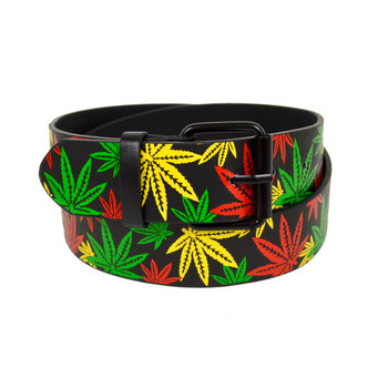 Men's Plants Buckle Belts