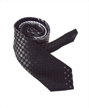 "Microfiber Poly Woven Panel Tie SLIM 2.25"" MPWS5052"