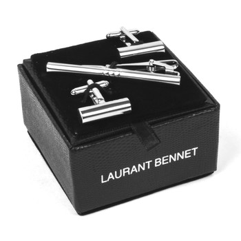 Cufflink and Tie Bar Set CTB2508
