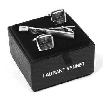 Cufflink and Tie Bar Set CTB2519
