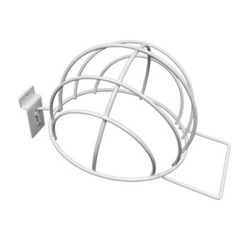 10pc Single Hat Rack for Slatwall
