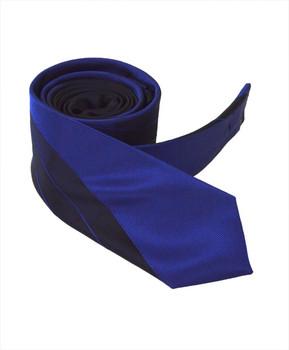 "Microfiber Poly Woven Panel Tie SLIM 2.25"" MPWS5043"