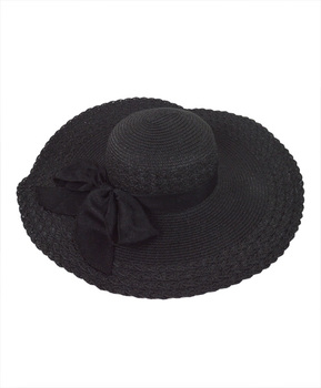 "6"" Brim Floppy Hat H9239"