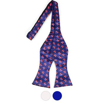 Men's Republican Self-Tie Freestyle Bow Tie NFSB-R