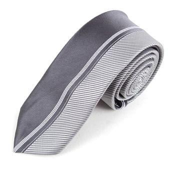 "Microfiber Poly Woven 2.25"" Slim Panel Tie - MPWS6043"