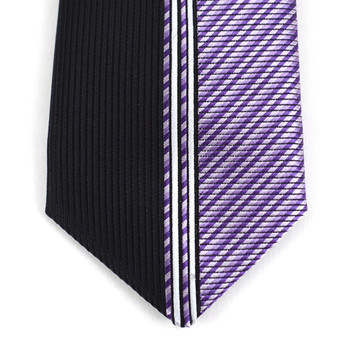 "Microfiber Poly Woven 2.25"" Slim Panel Tie - MPWS6058"