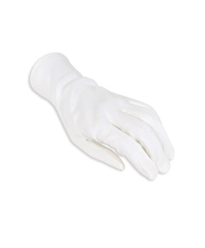 Cotton Ladies Wrist Gloves CL