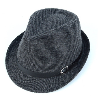 Fall/Winter Poly/Cotton Westend Trilby Fedora Hats H10332