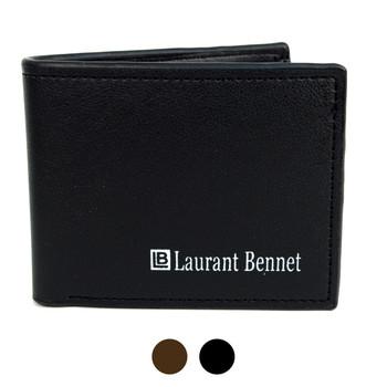 Bi-Fold Leather Wallet - MLW04169