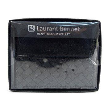 Bi-Fold Leather Wallet MLW04162