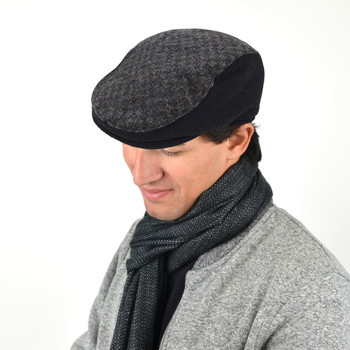 6pc Two Sizes Men's Fall/Winter Ivy Hat - H9421