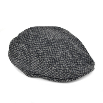 Men's Fall/Winter Herringbone Ivy Hat-H9412