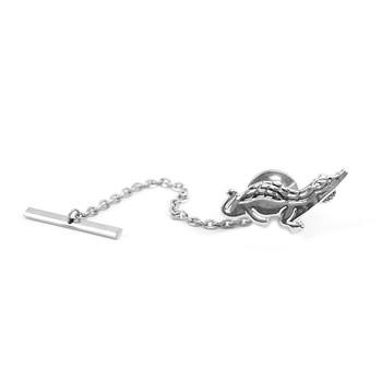 Alligator Tie Tack TT3721