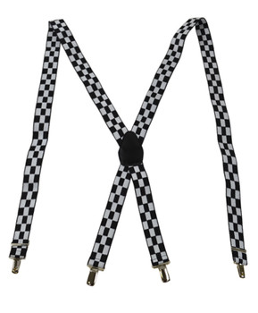 Fancy Clip Suspenders FCS4703