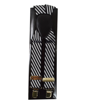 Fancy Clip Suspenders FCS4705