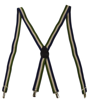 Fancy Clip Suspenders FCS4708
