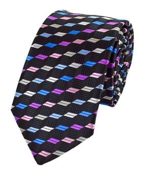 "Microfiber Poly Woven Tie SLIM 2.75"" MPWS5330"