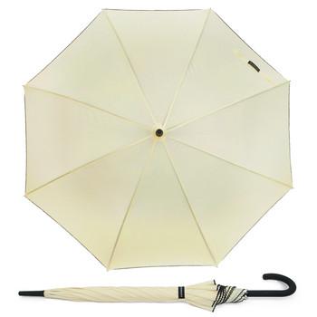 12pc Auto-Open Umbrella with Braided Cord Trim UL1705
