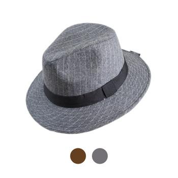 6pc Fedora Hat H9428
