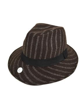 6pc Fedora Hat H9429