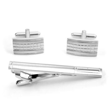 Cufflink and Tie Bar Set CTB2541