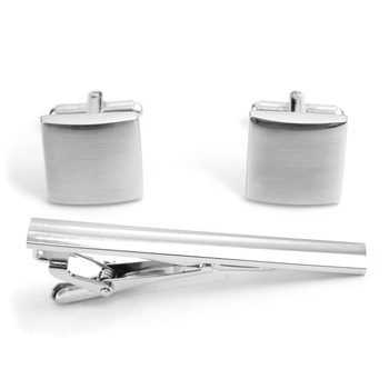 Cufflink and Tie Bar Set CTB2544