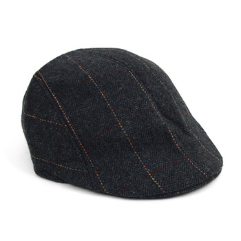 Fall/Winter Herringbone Ivy Hat - IFW1725