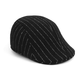 Fall/Winter Striped Ivy Hat - IFW1729