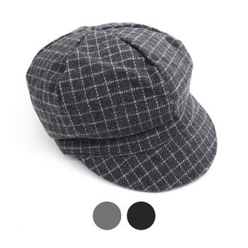 Fall/Winter Unisex Newsboy Duckbill Cap - WNH1760-63