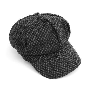 Fall/Winter Unisex British Newsboy Beret Style Cap - WNH1762-64