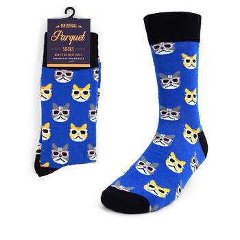 Men's Cool Cats Novelty Socks NVS1745