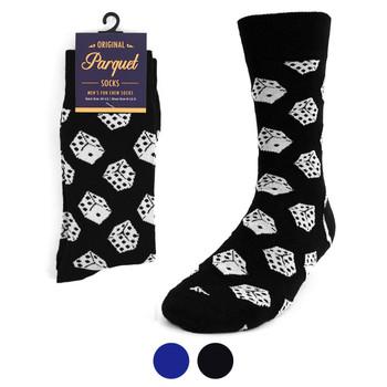 Men's Dice Novelty Socks NVS1754-55