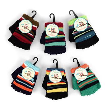 fc67cfdf861 ... 6pc Children s Knit Convertible Winter Mitten Gloves - 580KMG