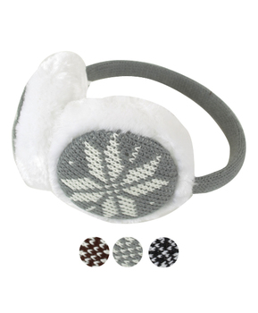 6pc Pack Ear Warmers EM1200