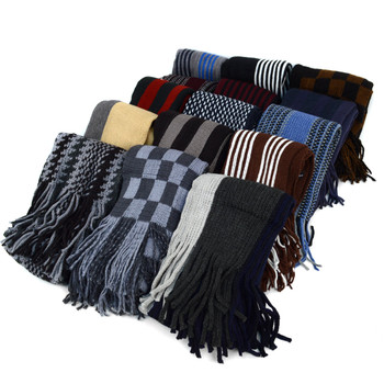 60pc Assorted Pack 100% Acrylic Scottish Scarf - AKS60ASST
