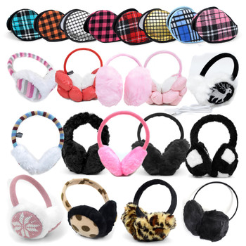24pc Assorted Prepack Winter Ear Muffs EM120ASST-CO