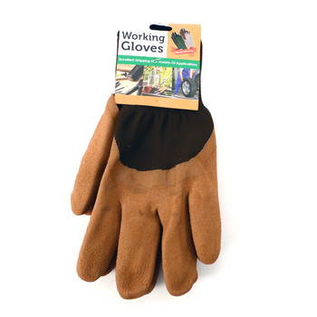 Working Gloves with Rubber Palm Coated - WGL1711