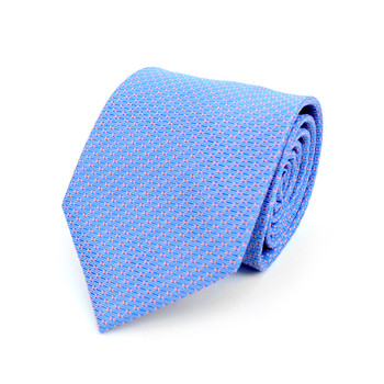 Dots Microfiber Poly Woven Tie - MPW5910