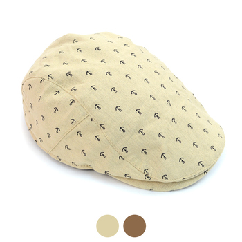 Spring/Summer Anchor Pattern Ivy Hat - ISS1815/16