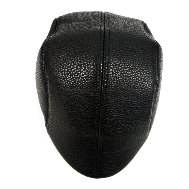 Fall/Winter Black Leather Ivy Hat - H1805003