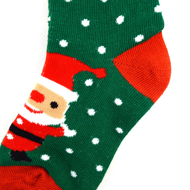 3 Pairs Pack Kids Christmas Holidays Crew Socks 4-7 Yrs - 3PK-47KXMS