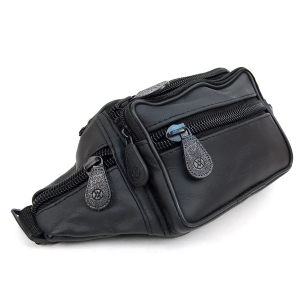 Leather Fanny Pack Waist Bag with Adjustable Strap - FBW1853
