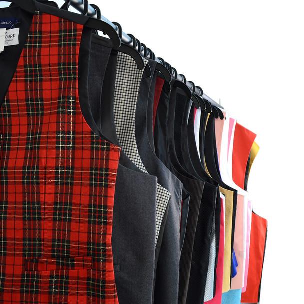 assorted bulk formal vest
