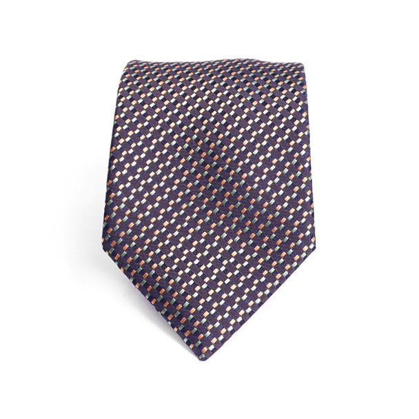 Dots Microfiber Poly Woven Tie - MPW6908